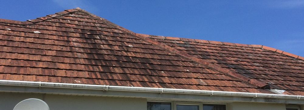 Before and After - Tiles to Slates