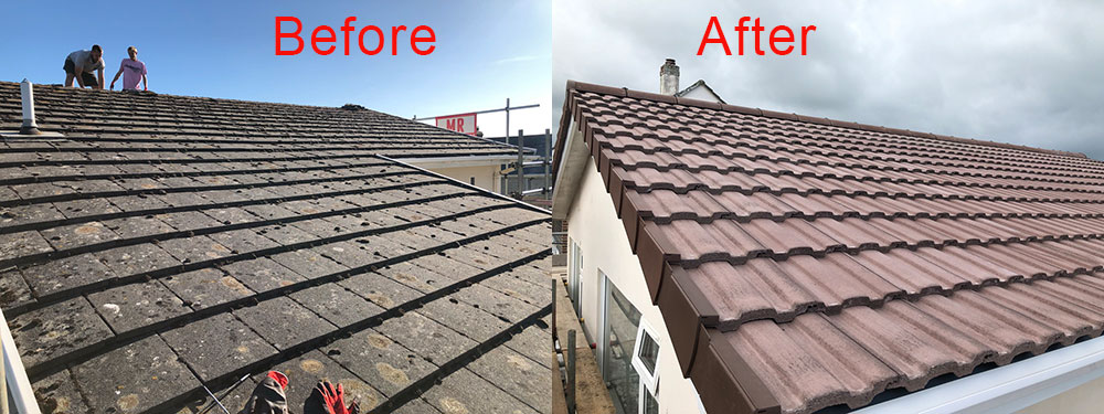New roof in Northam, Bideford